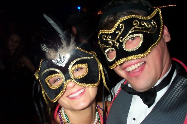 2/12/05 Red Dress Ball & Mardi Gras Masquerade Ball