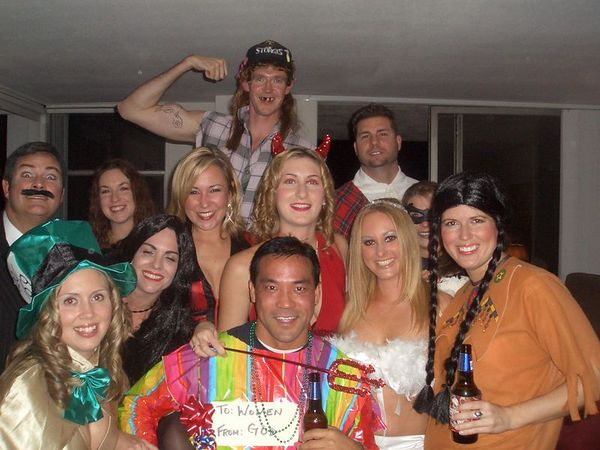 Halloween 2005, What Fun