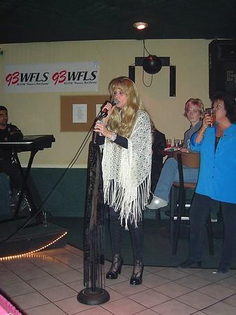 Karaoke Night in FREDVEGAS 3/10/05
