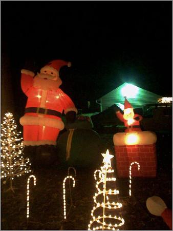 Mitzi's Christmas Lights