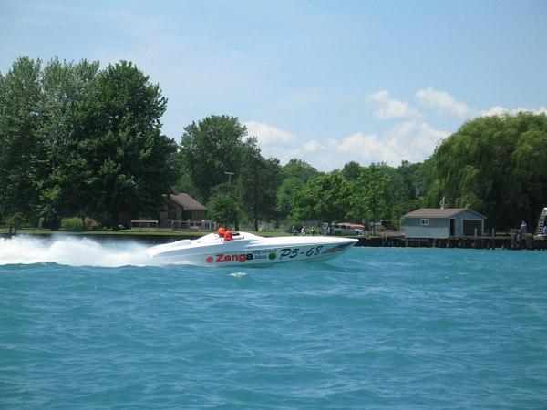 Racing in Agoniac Michigan, 5/06 & Pt. Pleasent NJ 6/06