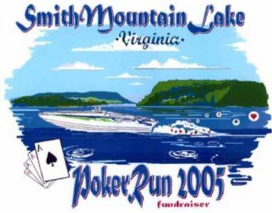Smith Mt. Lake Poker Run 2005